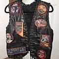 Black Sabbath - Battle Jacket - Patch leather WIP