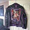 Black Dahlia Murder - Battle Jacket - Leather jacket w/ glow in the dark paint