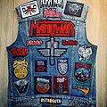 Master's Hammer - Battle Jacket - Battle jacket, back, current edition