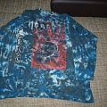 TShirt or Longsleeve - Morgoth - Tour LS Blue Batik
