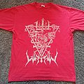 Watain - Black Metal Militia - Red TShirt or Longsleeve