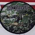 Bolt Thrower - Patch - bolt thrower, honour valour pride, numbered limited edition