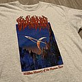 "Blood Incantation ""Hidden History of the Human Race"" NYC Exclusive Shirt"