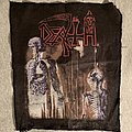 Death - Patch - Death Human Backpatch