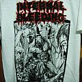TShirt or Longsleeve - INTERNAL BLEEDING - 20 Years of Suffering (White Shirt)
