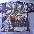 CANNIBAL CORPSE - 4 Covers Art Allover Print TShirt or Longsleeve
