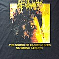 LAST DAYS OF HUMANITY - The Sound Of Rancid Juices Sloshing Around Your Coffin TShirt or Longsleeve