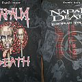 Napalm Death - TShirt or Longsleeve - NAPALM DEATH - European Tour 1994