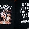 Corpsefucking Art - TShirt or Longsleeve - CORPSEFUCKING ART - War of the Toilet Gear