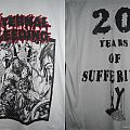 Internal Bleeding - TShirt or Longsleeve - INTERNAL BLEEDING - 20 Years of Suffering