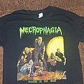 Necrophagia - TShirt or Longsleeve - Necrophagia Tshirt