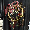 Slayer - TShirt or Longsleeve - Short Sleeve T-shirt Slayer Reign of Blood tour