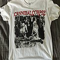 Cannibal Corpse - Butchered at Birth T-shirt