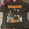 Biohazard - Urban Discipline Shirt