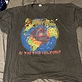 Fury of Five - Euro Tour 98 TShirt or Longsleeve