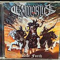 Exmortus - Ride Forth Cd Tape / Vinyl / CD / Recording etc
