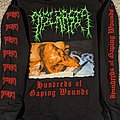 Dyscrasia - Hundreds Of Gaping Wounds Longsleeve TShirt or Longsleeve