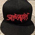 Suffocation Blood Oath Snap Back