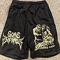 Gore Infamous - Cadaver In Methodical Overture Shorts