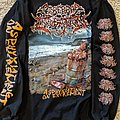 Cerebral Incubation Asphyxiating On Excrement Long Sleeve TShirt or Longsleeve