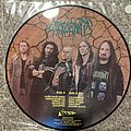 Obscenity - Human Barbecue Picture Disc