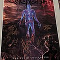 Archspire The Lucid Collective Signed Poster