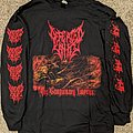 Defeated Sanity - TShirt or Longsleeve - Defeated Sanity - The Sanguinary Impetus Long Sleeve