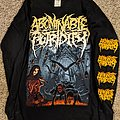 Abominable Putridity In The End Of Human Existence Long Sleeve