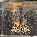 Revocation - Tape / Vinyl / CD / Recording etc - Revocation - Empire Of The Obscene Cd
