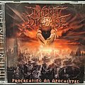 Inherit Disease - Procreating The Apocalypse Cd Tape / Vinyl / CD / Recording etc