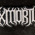 Exmortus Shaped Embroidered Patch