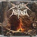 Depths Of Hatred - Hellborn Cd