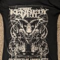 The Kennedy Veil - Architects Of Abominations Short Sleeve