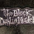 The Black Dahlia Murder - Patch - The Black Dahlia Murder - Riddick Logo Patch