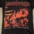 Decapitated - TShirt or Longsleeve - Decapitated - Winds Of Creation Short Sleeve