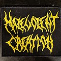 Malevolent Creation Embroidered Patch