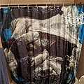 Archspire Shower Curtain