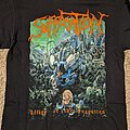 Suffocation - Effigy Of the Forgotten Short Sleeve TShirt or Longsleeve
