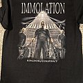 Immolation - Kingdom Of Conspiracy Short Sleeve TShirt or Longsleeve