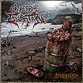 Cerebral Incubation - Tape / Vinyl / CD / Recording etc - Cerebral Incubation - Asphyxiating On Excrement Vinyl