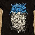 Precognitive holocaust Annotation-Procreation Of The Artificial Divinity Short Sleeve