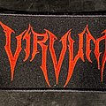Virvum Embroidered Patch