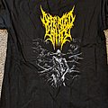 Defeated Sanity Passages Into Deformity Short Sleeve