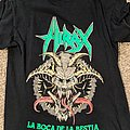 Hirax - The Mouth Of The Beast Short Sleeve TShirt or Longsleeve