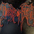 Deeds Of Flesh - Patch - Deeds of Flesh Embroidered Back Patch