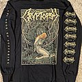 Cryptopsy - The Book Of Suffering Long Sleeve TShirt or Longsleeve