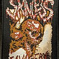 Skinless - Patch - Skinless Savagery Woven Patch