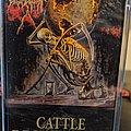Cattle Decapitation - Tape / Vinyl / CD / Recording etc - Cattle Decapitation Death Atlas Cassette