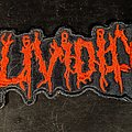 Lividity - Patch - Lividity-Embroidered Patch