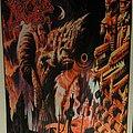 Morbid Angel Gateways To Annihilation Bootleg Flag